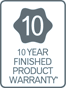10 Years Product